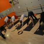 Pilates Class session at Penniman studios